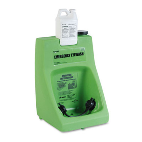 Honeywell Fendall Eyewash Dispenser, Porta Stream  Self-Contained Six-Gallon (FND320001000000)