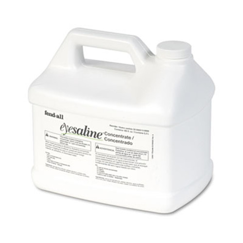 Honeywell Fendall Eyesaline Stream II Eyewash Station Refill  180 oz Bottles  4 Carton (FND320005130000)
