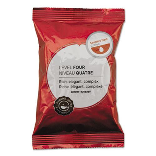 Seattle's Best Premeasured Coffee Packs  6th Avenue Bistro  2 oz Packet  18 Box (SEA11008560)