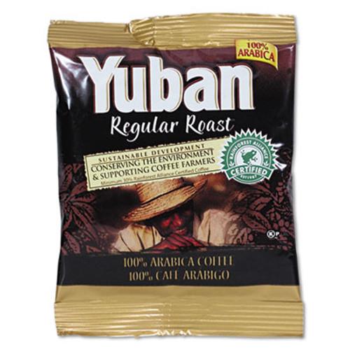 Yuban Regular Roast Coffee  1 5 oz Packs  42 Carton (YUB866550)