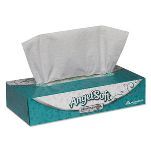 Georgia Pacific Professional Premium Facial Tissues  2-Ply  White  100 Sheets Flat Box  30 Boxes Carton (GPC48580CT)