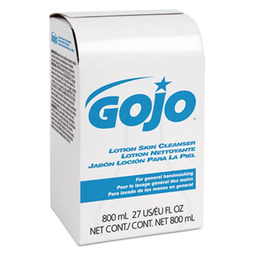 GOJO Lotion Skin Cleanser Refill  Floral  Liquid  800mL Bag (GOJ911212EA)