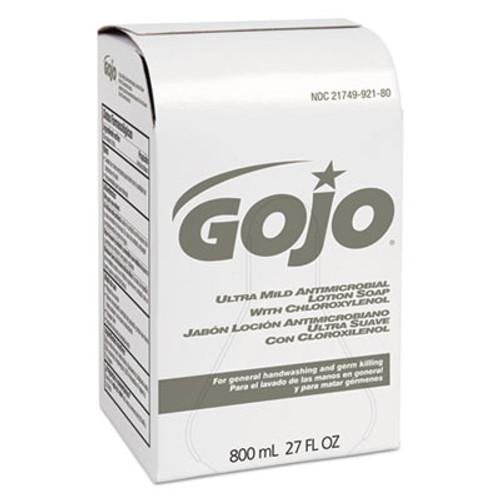 GOJO Ultra Mild Lotion Soap with Chloroxylenol Refill  Floral Balsam  800 mL (GOJ921212EA)