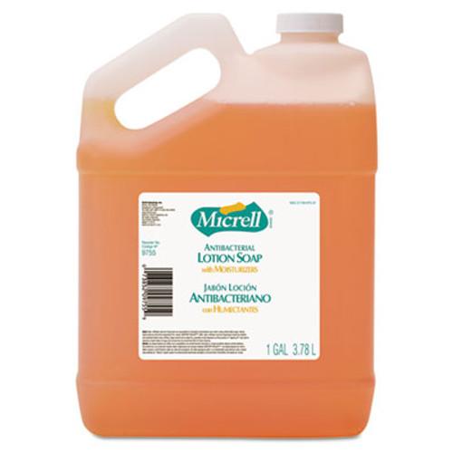 MICRELL Antibacterial Lotion Soap  Light Scent  Liquid  1gal Bottle (GOJ975504EA)