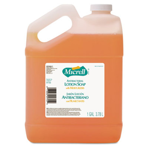 MICRELL Antibacterial Lotion Soap  Light Scent  Liquid  1gal Bottle (GOJ975504EA)