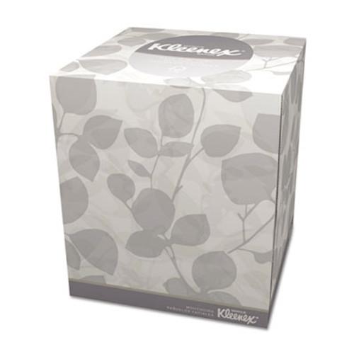 Kleenex Boutique White Facial Tissue, 2-Ply, Pop-Up Box, 95/Box, 36 Boxes/Carton (KCC21270CT)