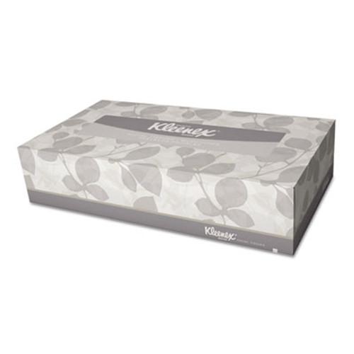 Kleenex White Facial Tissue  2-Ply  White  Pop-Up Box  100 Sheets Box (KCC21400BX)