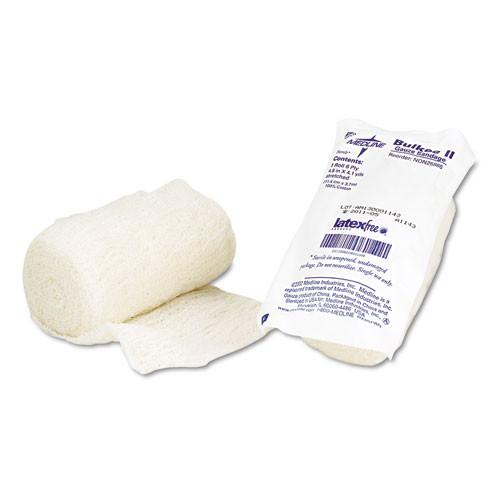 Medline Bulkee II Gauze Bandages  4 5 x 4 1yds  Sterile  100 Rolls Carton (MIINON25865)