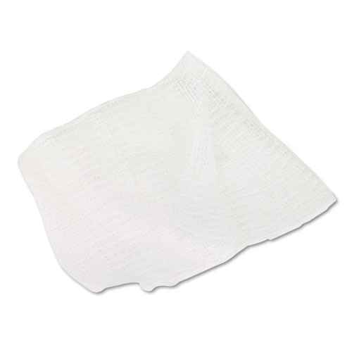 Medline Caring Woven Gauze Sponges  4 x 4  Non-sterile  8-Ply  200 Pack (MIIPRM21408C)