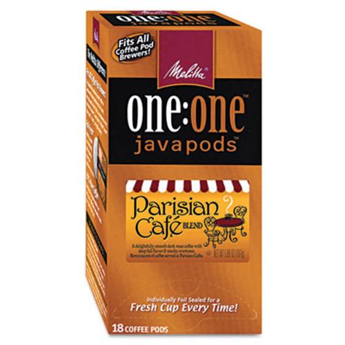 Melitta One One Coffee Pods  Parisian Cafe  18 Pods Box (MLA75424)