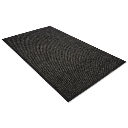 Guardian Golden Series Indoor Wiper Mat  Polypropylene  36 x 60  Charcoal (MLL64030530)