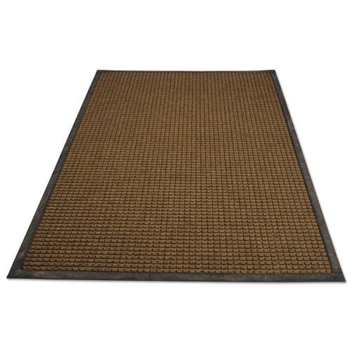 Guardian WaterGuard Indoor Outdoor Scraper Mat  36 x 60  Brown (MLLWG030514)