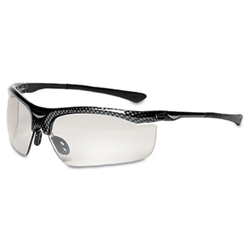 3M SmartLens Safety Glasses, Photochromatic Lens, Black Frame (MMM13407000005)
