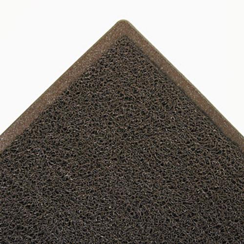 3M Dirt Stop Scraper Mat, Polypropylene, 36 x 60, Chestnut Brown (MMM34839)