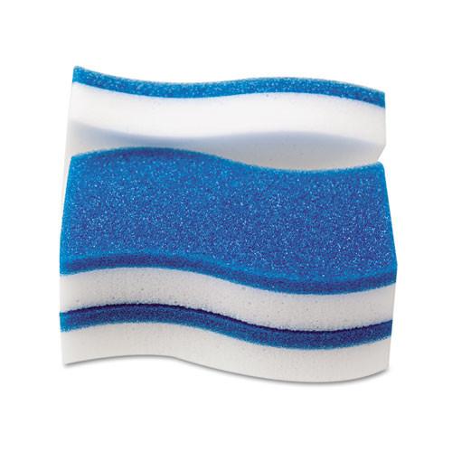 Scotch-Brite PROFESSIONAL Easy Erasing Pad 4004  Blue  3 Pack (MMM833)