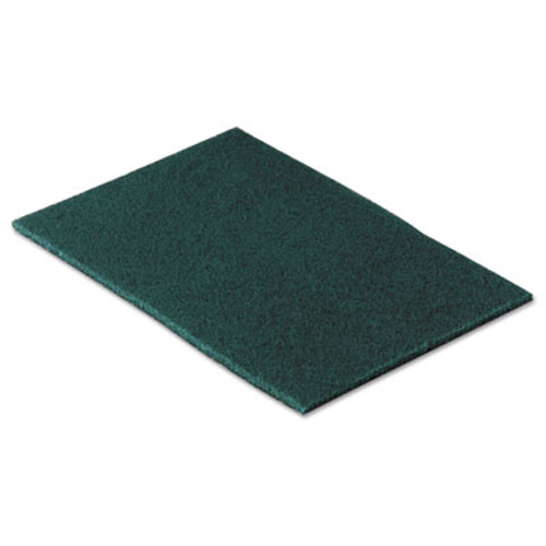 Scotch-Brite PROFESSIONAL Commercial Scouring Pad  6 x 9  10 Pack (MMM96CC)