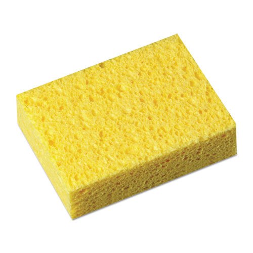 3M Commercial Cellulose Sponge  Yellow  4 1 4 x 6 (MMMC31)