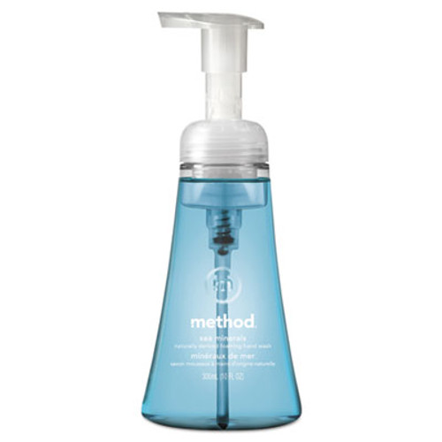 Method Foaming Hand Wash, Sea Minerals, 10 oz Pump Bottle (MTH00365)