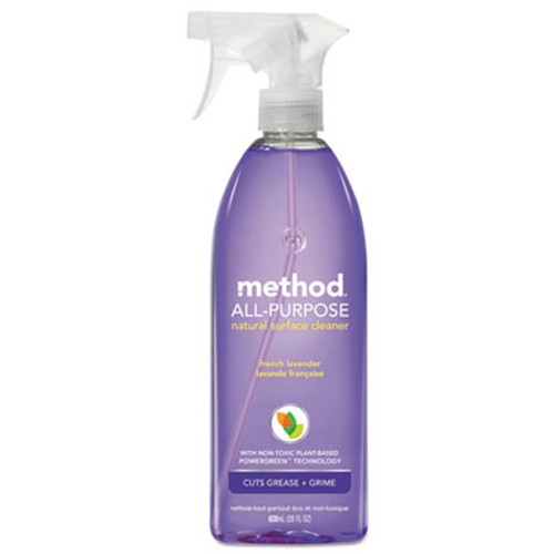 Method All-Purpose Cleaner, French Lavender, 28 oz Bottle (MTH00005)