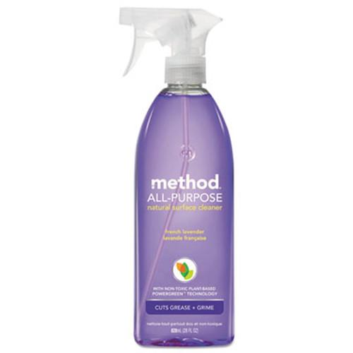 Method All-Purpose Cleaner  French Lavender  28 oz Bottle (MTH00005)