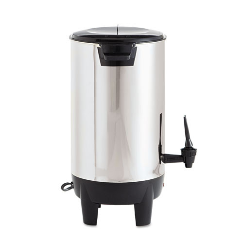 Coffee Pro 30-Cup Percolating Urn  Stainless Steel (OGFCP30)