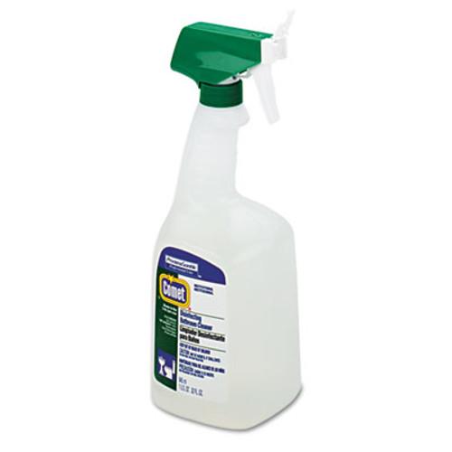 Comet Disinfecting-Sanitizing Bathroom Cleaner, 32 oz. Trigger Bottle (PGC22569EA)
