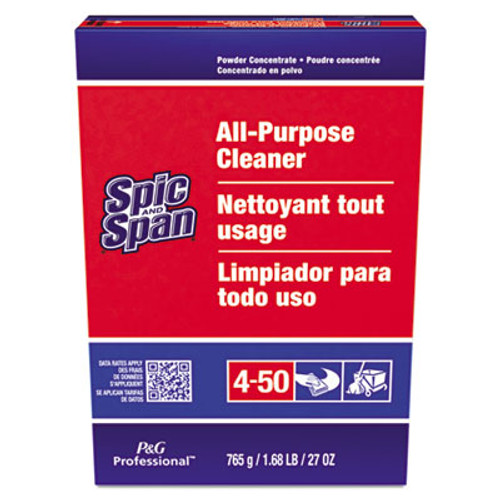 Spic and Span All-Purpose Floor Cleaner  27 oz Box (PGC31973EA)