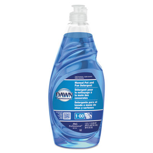 Dawn Professional Manual Pot Pan Dish Detergent  38 oz Bottle (PGC45112EA)