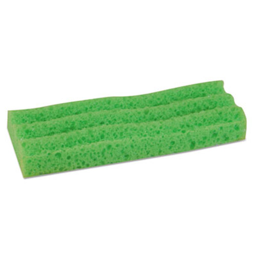 "LYSOL Brand Sponge Mop Head Refill, 9"", Green (QCK570442)"