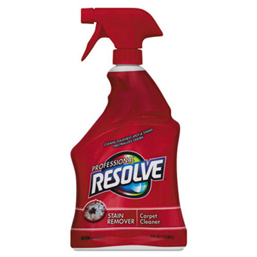 Professional RESOLVE Spot   Stain Carpet Cleaner  32oz Spray Bottle (RAC97402EA)