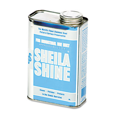 Sheila Shine Stainless Steel Cleaner   Polish  1qt Can (SSI2EA)