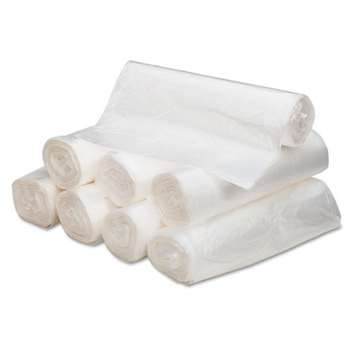 Ultra Plus Can Liners  56 gal  16 microns  43  x 48   Natural  200 Carton (WBIHD434816N)