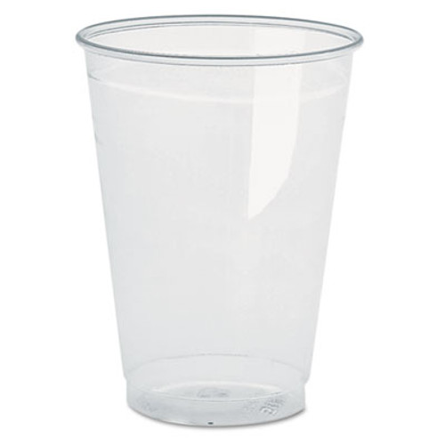 Pactiv Clear Plastic PETE Cups  16 oz  70 Bag  10 Bags Carton (PCTYP160C)
