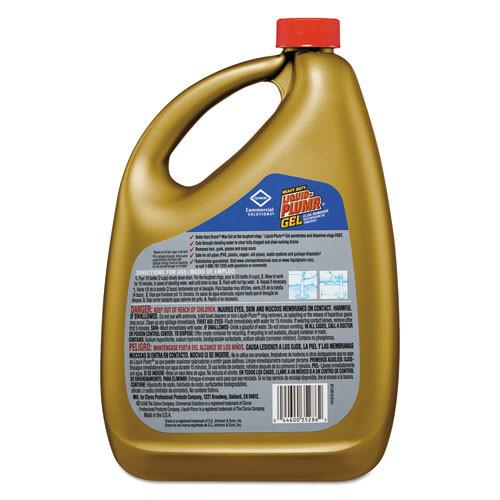 Liquid Plumr Heavy-Duty Clog Remover  Gel  80oz Bottle (CLO35286EA)
