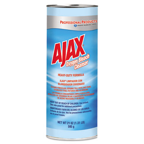 Ajax Oxygen Bleach Powder Cleanser  21oz Canister (CPC14278EA)