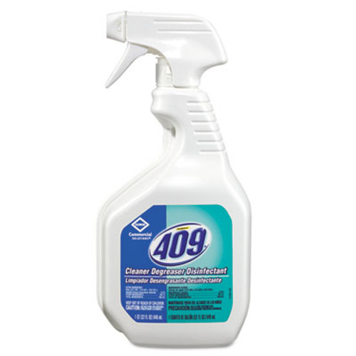Formula 409 Cleaner Degreaser Disinfectant, Spray, 32 oz (CLO35306EA)
