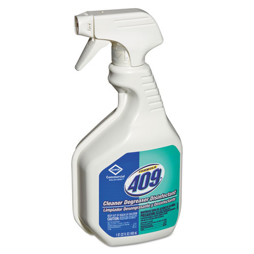Formula 409 Cleaner Degreaser Disinfectant  Spray  32 oz (CLO35306EA)