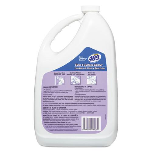 Formula 409 Glass   Surface Cleaner  Refill  128 oz (CLO03107EA)