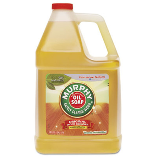 Murphy Oil Soap Cleaner, Murphy Oil Liquid, 1 Gal Bottle (CPC01103EA)