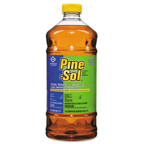 Pine-Sol Multi-Surface Cleaner, Pine, 60oz Bottle (CLO41773EA)