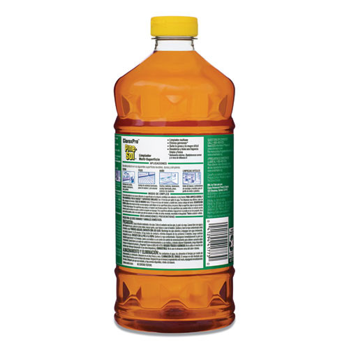 Pine-Sol Multi-Surface Cleaner Disinfectant  Pine  60oz Bottle (CLO41773EA)