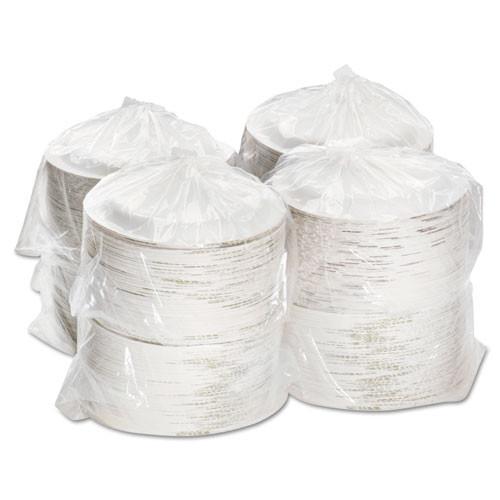 Dixie Pathways Soak-Proof Shield Mediumweight Paper Plates  8 1 2   Grn Burg  1000 Ct (DXEUX9PATH)