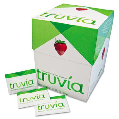 Truvia Natural Sugar Substitute  140 Packets Box (TRU8845)