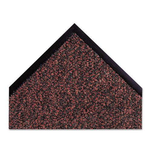 Crown Dust-Star Microfiber Wiper Mat  48 x 72  Red (CWNDS0046RD)