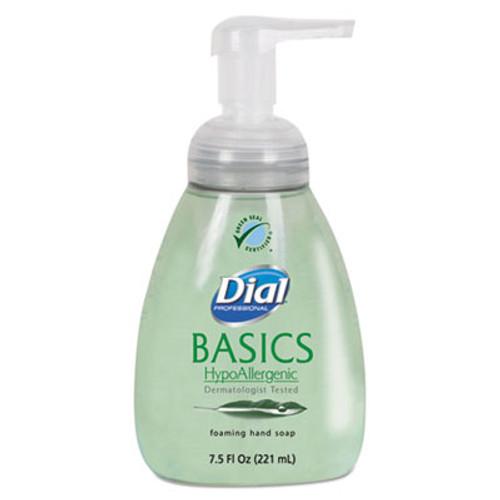 Dial Professional Basics Foaming Hand Soap  Honeysuckle  7 5 oz (DIA06042)