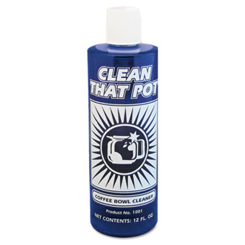 Clean That Pot Coffee Bowl Cleaner  12oz Bottle (CCH1001)