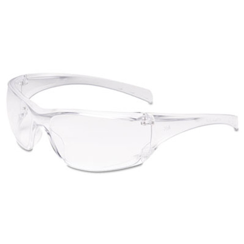 3M Virtua AP Protective Eyewear  Clear Frame and Lens  20 Carton (MMM118190000020)