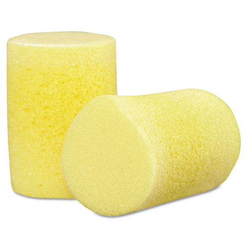 3M E·A·R Classic Single-Use Earplugs, Cordless, 29NRR, Yellow, 200 Pairs (MMM3121201)