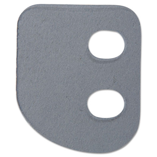 Bouton Slip-On Sideshields  Plastic  Clear  10 Pairs Box (BOU99700)