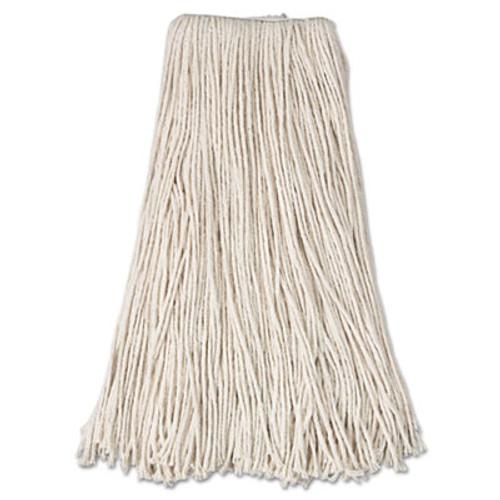 Anchor Brand Cut-End Mop Head  Cotton  24oz  White (ANR24MPHD)